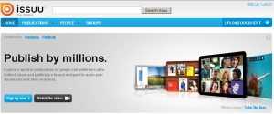 Publicador de livros e etc on-line