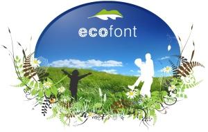 Exemplo Ecofont