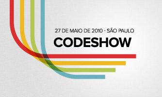 CODESHOW - 27 maio