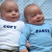 Conteúdo Duplicado